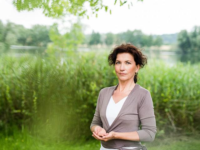 Christiane Elsinger Ayur Yoga